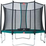 Trampolin Trampolin Berg Favorit 380cm + Safety Net Comfort