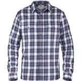 Skjortor Herrkläder Fjällräven Singi Flannel Shirt LS Uncle Blue