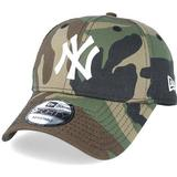 Keps Keps New Era New Yorks Yankees Basic Camo Cap