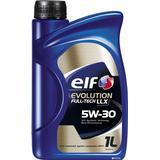 Biludstyr Elf Evolution Full-Tech LLX 5W-30 Motorolie