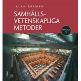 Naturvetenskap & Teknik Böcker Samhällsvetenskapliga metoder (Häftad, 2018)