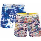 Herrkläder Muchachomalo Head In The Clouds Boxershorts 2-pack Print