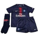 Shorts Shorts Nike Paris Saint-Germain Home Jersey Mini Kit 18/19 Youth