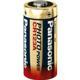 Batterier Batterier Panasonic CR123A