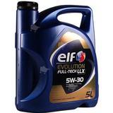 Biludstyr Elf Evolution Full-Tech LLX 5W-30 5L Motorolie
