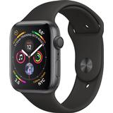 Smart Watches Apple Watch Series 4 44mm Aluminum Case with Sport Band