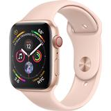 Smart Watches Apple Watch Series 4 Cellular 40mm Aluminum Case with Sport Band
