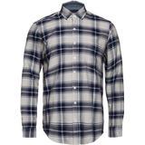 Herrkläder Signal Pelle Oxford Classic Check Shirt - Duke Blue