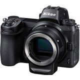 Spegellös systemkamera Digitalkameror Nikon Z6 + FTZ Kit