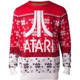 Herrkläder Atari Logo Christmas Knitted Sweater - Multi-colour