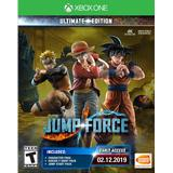 Xbox One Games price comparison Jump Force - Ultimate Edition