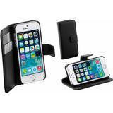 Mobiltelefon tilbehør Vivanco Leather Wallet Case (iPhone 5/5S/SE)