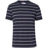 T-Shirt Herrkläder Les Deux Betroist T-shirt - Dark Navy/Rose