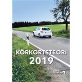 Häftad Böcker Körkortsteori 2019: den senaste körkortsboken