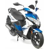 Motorcyklar kymco Super 8 50 II