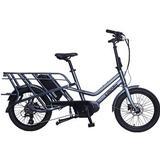 Lådcykel El Lådcykel El Lifebike C-GO 2019 Unisex