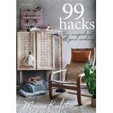 Böcker 99 hacks: från massproducerat till genuin inredning