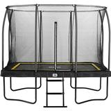 Trampolin Trampolin Salta Trampoline Comfort Rectangular 214x305cm + Safety Net