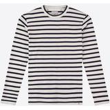 Sweatshirt Herrkläder Minimum Bror SweatShirt - Navy Blazer