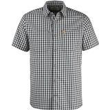 Skjortor Herrkläder Fjällräven High Coast Shirt SS - Dark Grey