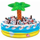 Gadgets: Tropical Palm Tree Inflatable Cooler