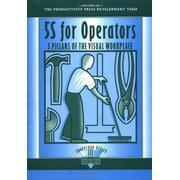 5S for Operators: 5 Pillars of the Visual Workplace (Shopfloor)
