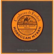 Crabtree & Evelyn Moroccan Myrrh Shave Soap Refill 100 g
