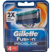 Gillette Fusion ProGlide 4 -pack