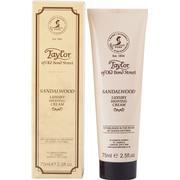 Taylor of Old Bond Street Sandalwood Shaving Cream Tube 75 ml