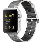 Apple Watch Series 2 38mm Aluminum Case with Woven Nylon
