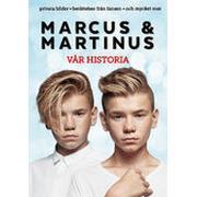 Marcus & Martinus: Vår historia (Kartonnage, 2016)