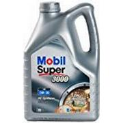 ExxonMobil Mobil 1 150944 Super 3000 XE 5W-30 Low-Viscosity Engine Oil 5 Litre