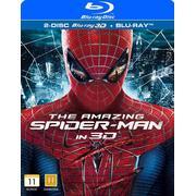 Amazing Spider-Man 3D (Blu-ray 3D + Blu-ray) (3D Blu-Ray 2012)