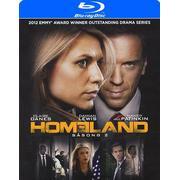 Homeland: Säsong 2 (3Blu-ray) (Blu-Ray 2012)