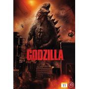 Godzilla (2014) (DVD) (DVD 2014)