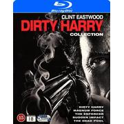 Dirty Harry: Blu-ray collection (5Blu-ray) (Blu-Ray 2014)