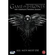 Game of thrones: Säsong 4 (5DVD) (DVD 2014)