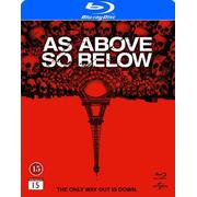 As above so below (Blu-ray) (Blu-Ray 2014)