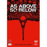 As above so below (DVD) (DVD 2014)
