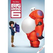 Big Hero 6 (DVD) (DVD 2015)