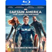 Captain America 2: Winter soldier (Blu-ray) (Blu-Ray 2014)