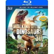 Walking with dinosaurs 3D (Blu-ray 3D + Blu-ray + DVD) (3D Blu-Ray 2013)