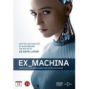 Ex Machina (DVD) (DVD 2015)