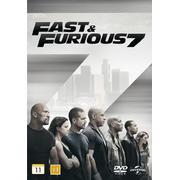 Fast & Furious 7 (DVD) (DVD 2015)