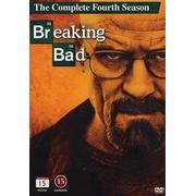 Breaking bad: Säsong 4 (4DVD) (DVD 2011)