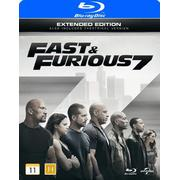 Fast & Furious 7: Extended edition (Blu-ray) (Blu-Ray 2015)