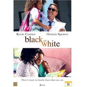 Black or white (DVD) (DVD 2014)