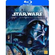 Star Wars - The original trilogy (3Blu-ray) (Blu-Ray 2015)