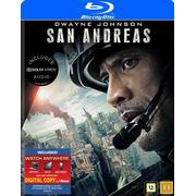 San Andreas (Blu-ray) (Blu-Ray 2015)