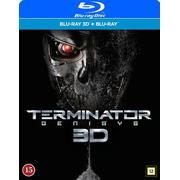 Terminator Genisys 3D (Blu-ray 3D + Blu-ray) (3D Blu-Ray 2015)